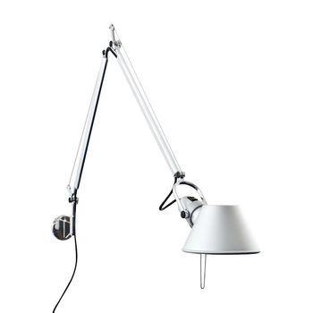 tolomeo parete wall lamp artemide giancarlo fassina. Black Bedroom Furniture Sets. Home Design Ideas