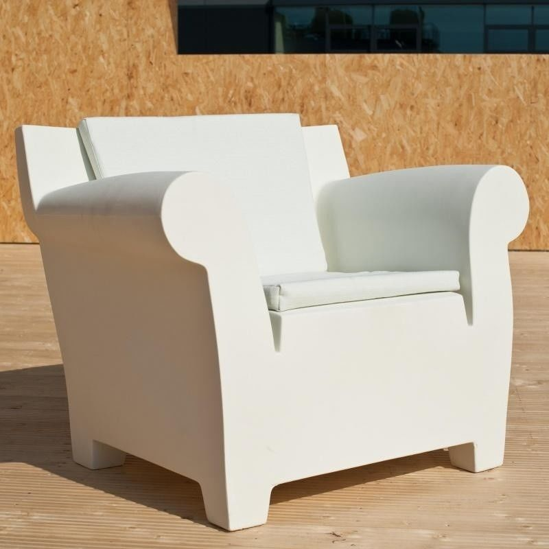 kartell bubble club armchair promotion set
