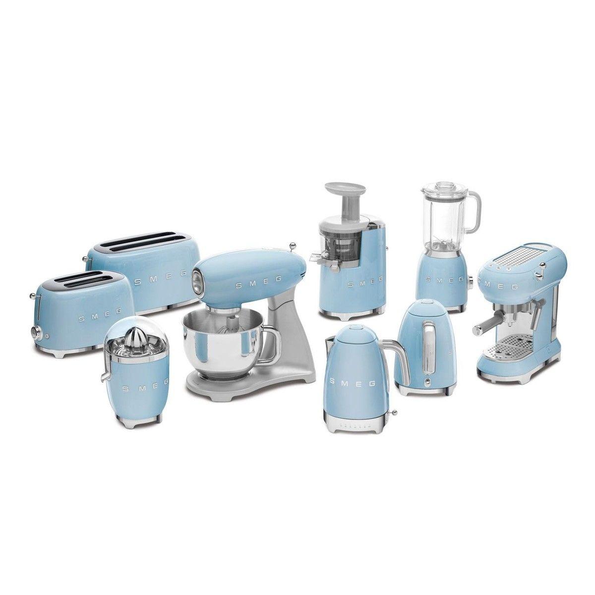 ecf01 espresso kaffeemaschine mit siebtr ger smeg. Black Bedroom Furniture Sets. Home Design Ideas