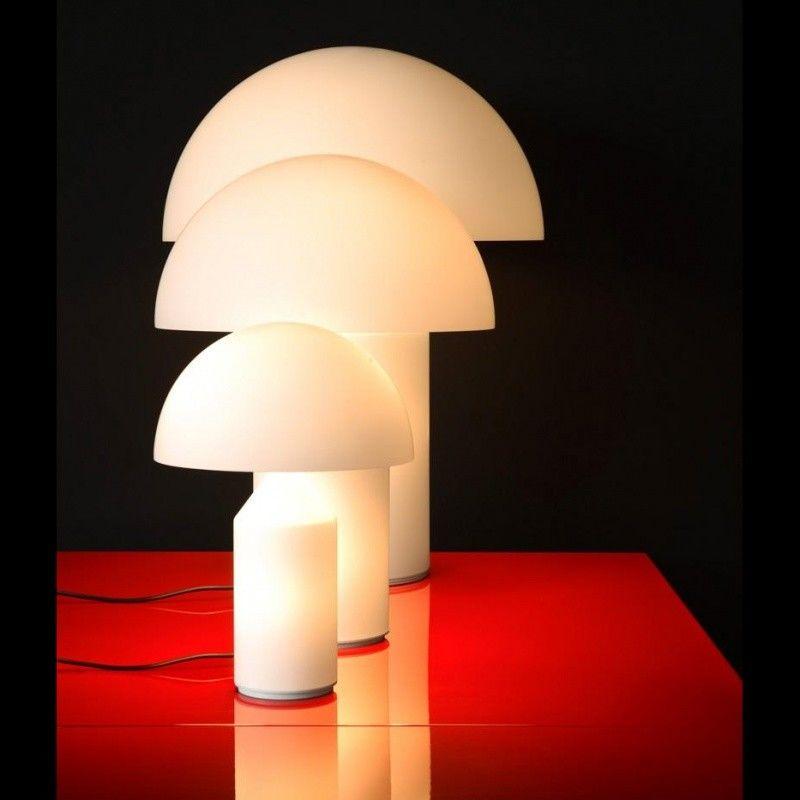 atollo table lamp oluce. Black Bedroom Furniture Sets. Home Design Ideas
