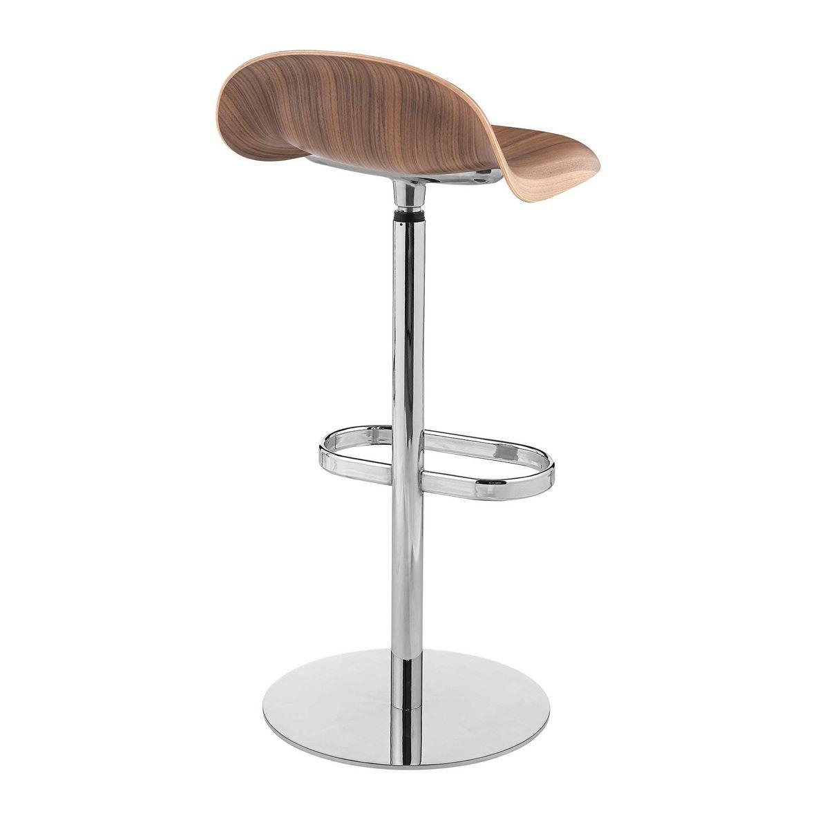 Gubi 3d bar stool barhocker mit drehgestell gubi for Barhocker 3d