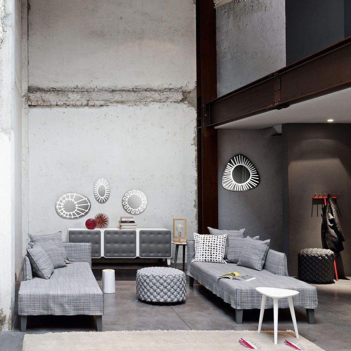 brick miroir gervasoni. Black Bedroom Furniture Sets. Home Design Ideas