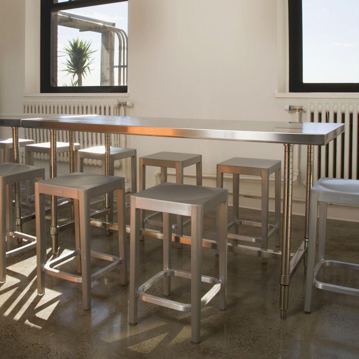 emeco barstool tabouret de bar emeco. Black Bedroom Furniture Sets. Home Design Ideas