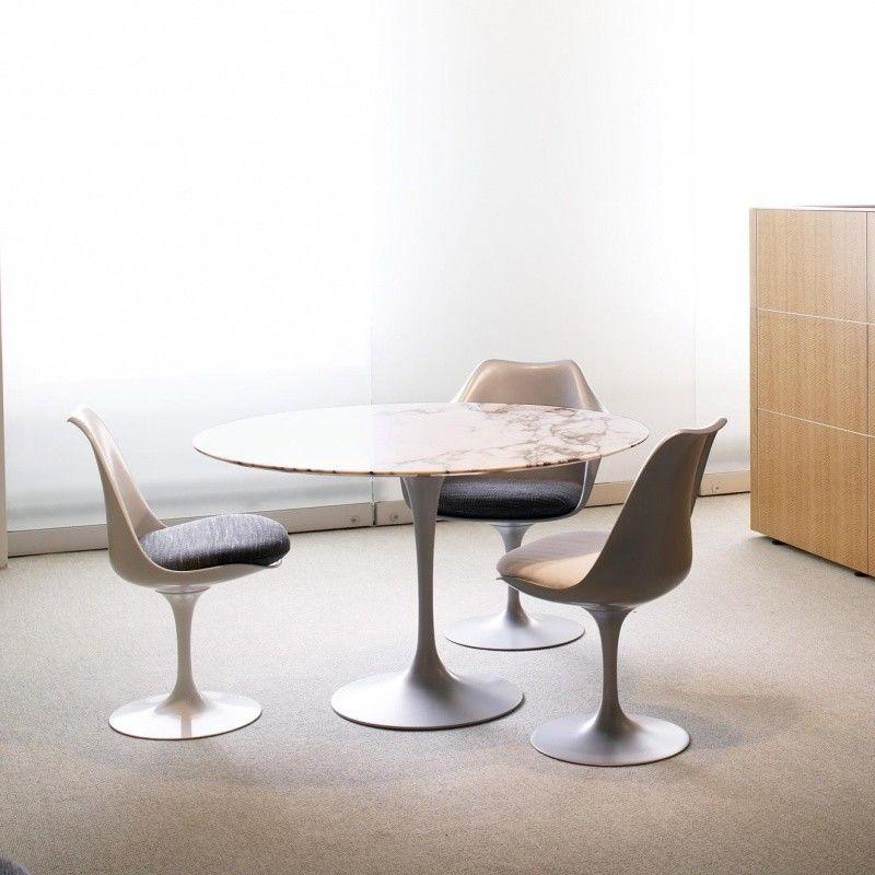 tulip eero saarinen chaise knoll international. Black Bedroom Furniture Sets. Home Design Ideas
