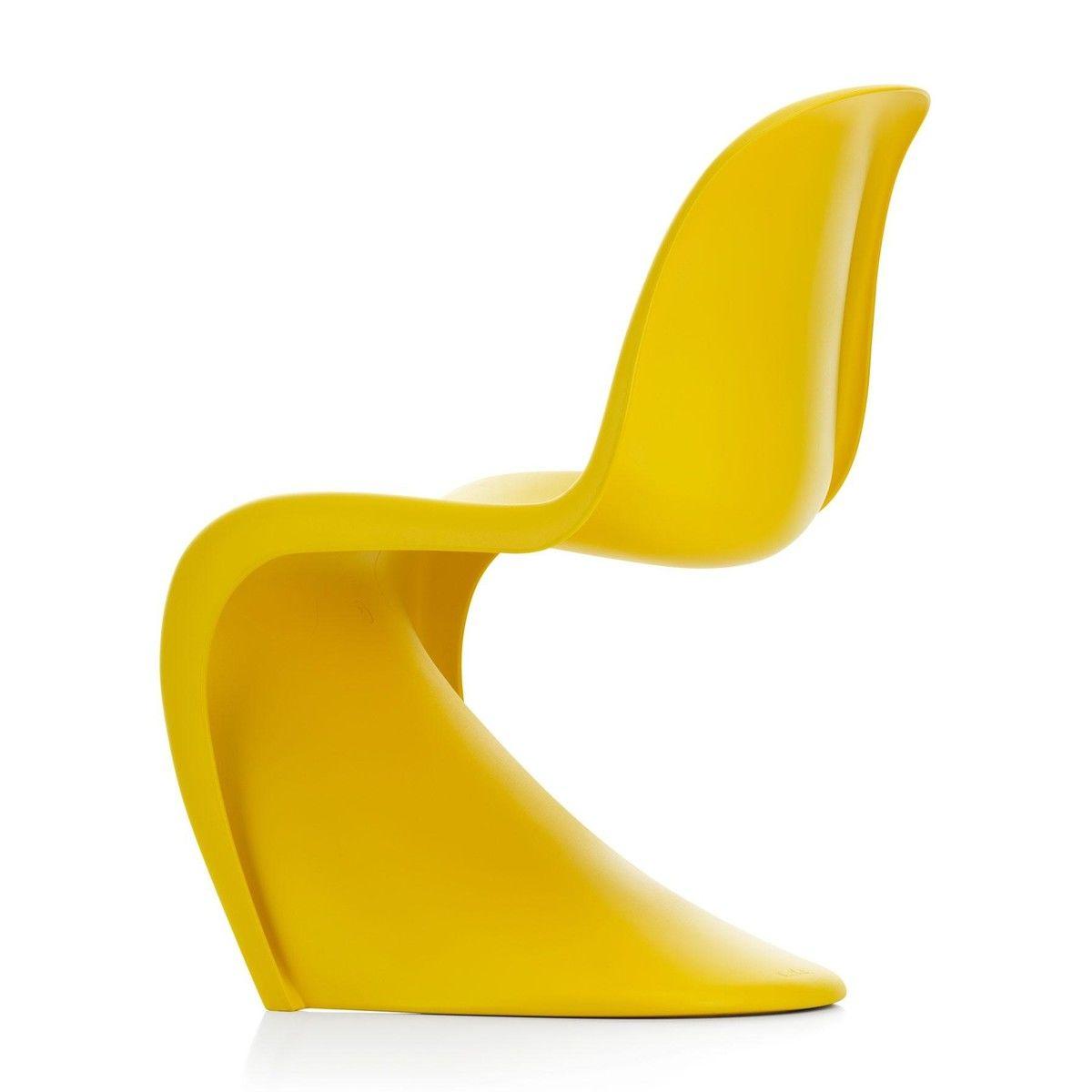 panton chair stuhl vitra. Black Bedroom Furniture Sets. Home Design Ideas