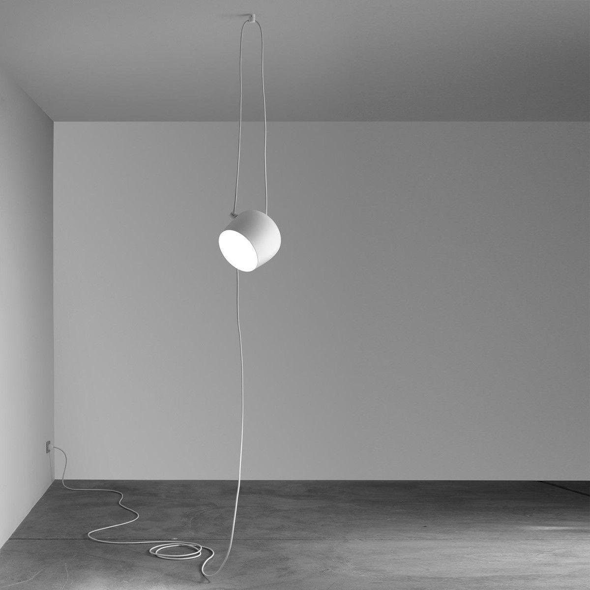 Aim led suspension lamp with plug flos for Aim flos prezzo