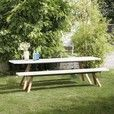 Jan Kurtz - Nanoo Garden Set with bench