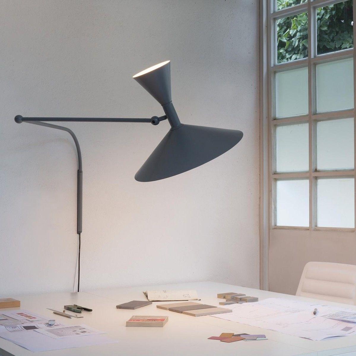 Lampe de marseille wall lamp nemo - Le corbusier lampe de marseille ...