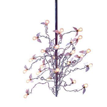 ingo maurer birds birds birds l ster transparent metall kabel. Black Bedroom Furniture Sets. Home Design Ideas