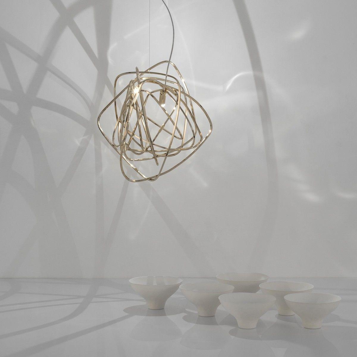 doodle led suspension lamp terzani. Black Bedroom Furniture Sets. Home Design Ideas