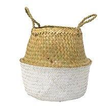 Bloomingville - Bloomingville Beach Storage Basket