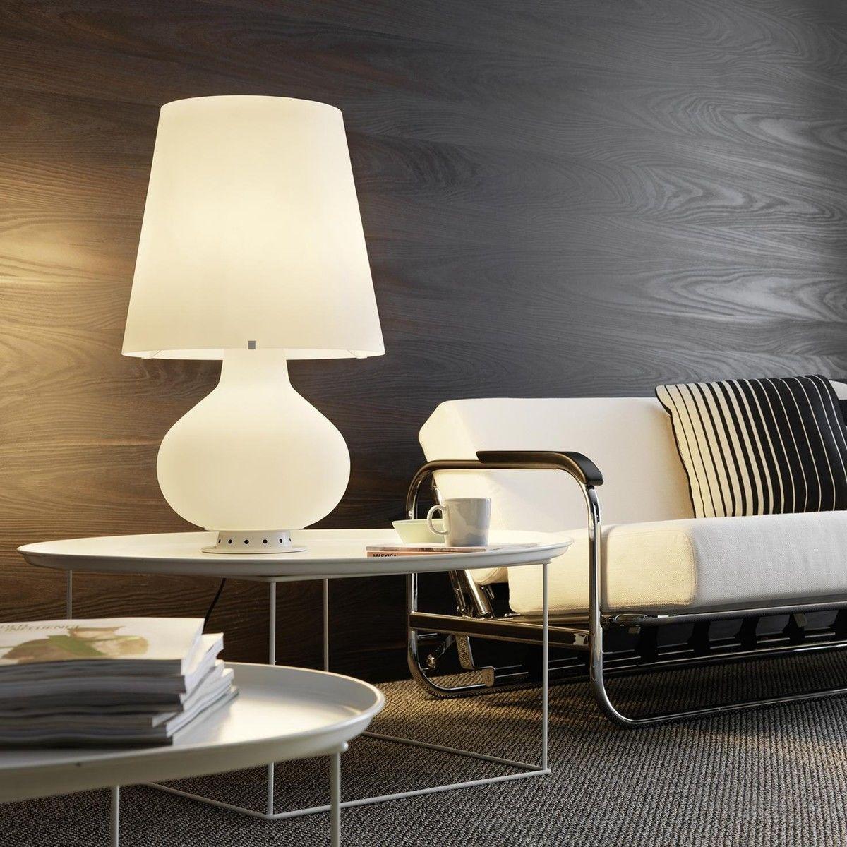fontana 1853 grande table lamp fontana arte. Black Bedroom Furniture Sets. Home Design Ideas