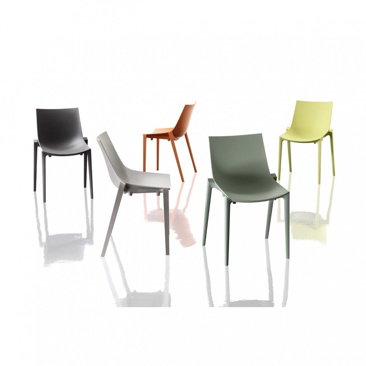 Zartan basic chair magis for Magis chair