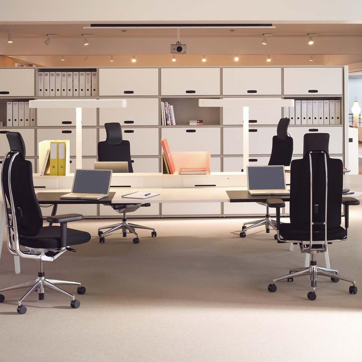 home brands vitra vitra headline bellini office chair