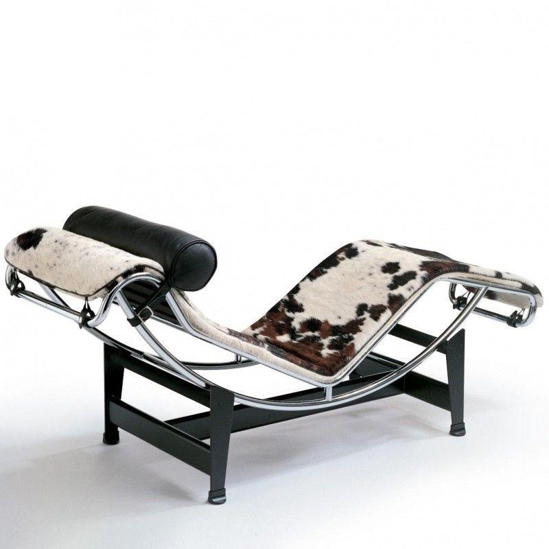 le corbusier lc4 lounger cassina cassina. Black Bedroom Furniture Sets. Home Design Ideas