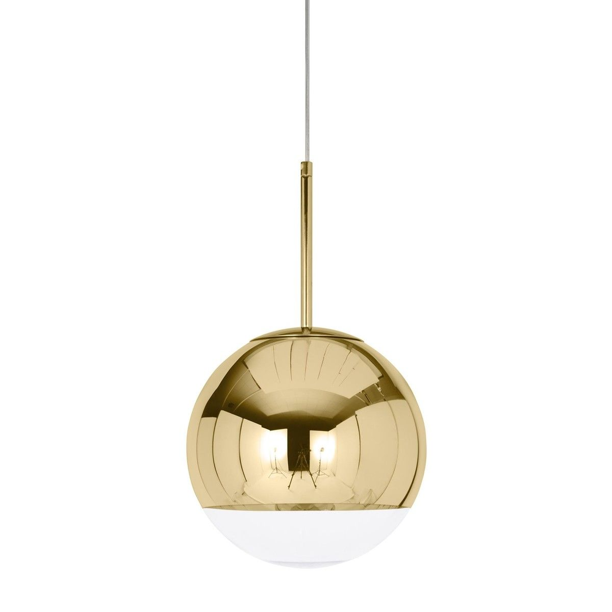 mirror ball pendant suspension or tom dixon. Black Bedroom Furniture Sets. Home Design Ideas