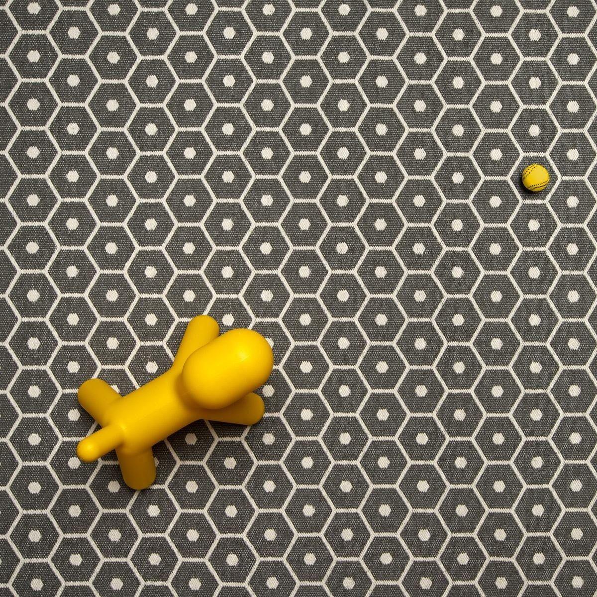 honey teppich 70x100cm pappelina. Black Bedroom Furniture Sets. Home Design Ideas