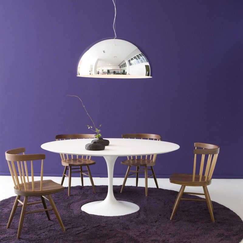 Saarinen tisch 120cm knoll international - Tafel knoll ...