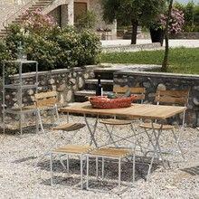 Jan Kurtz - Lucca Garden Table / Folding Table