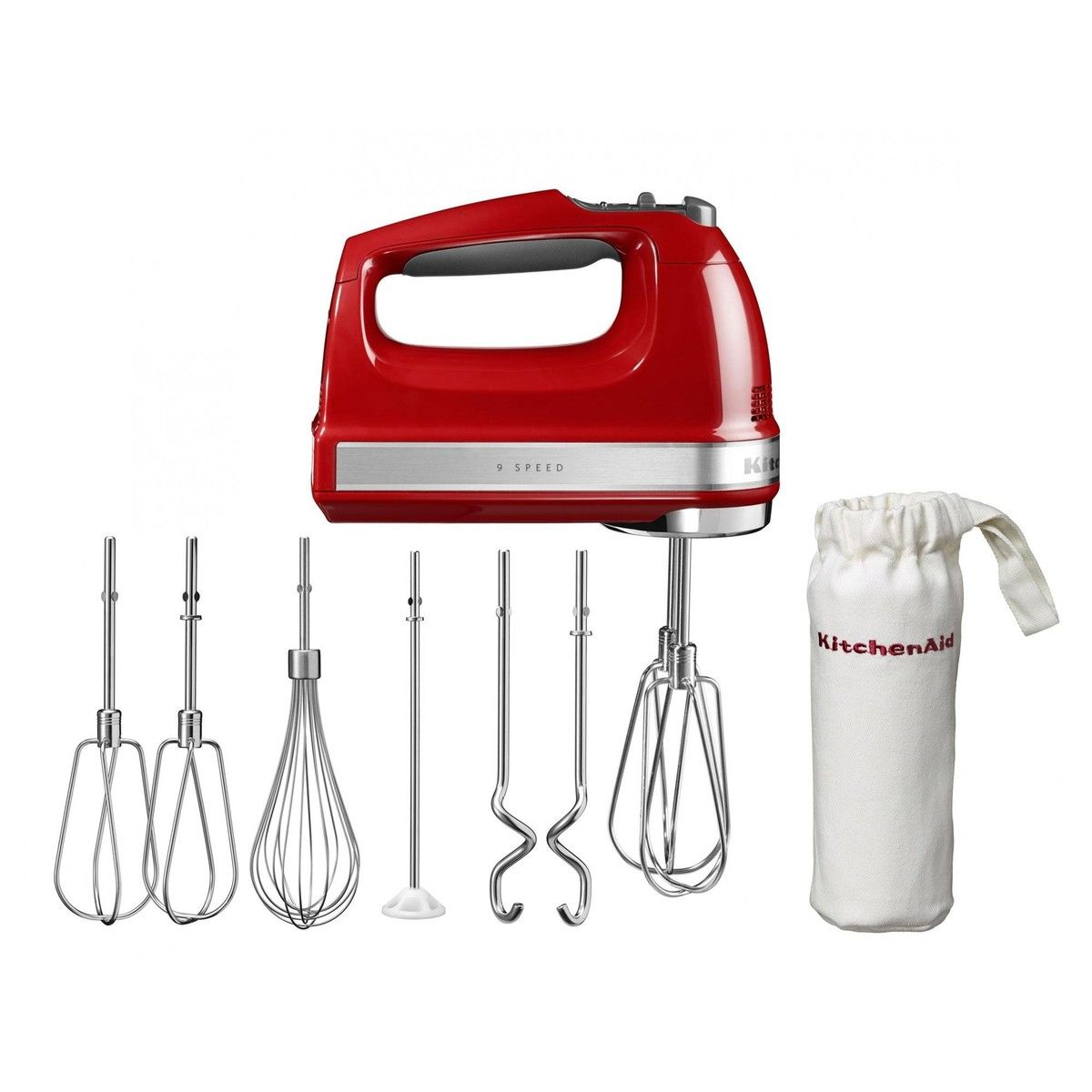Kitchenaid 5khm9212 hand mixer kitchenaid for Kitchenaid hand mixer