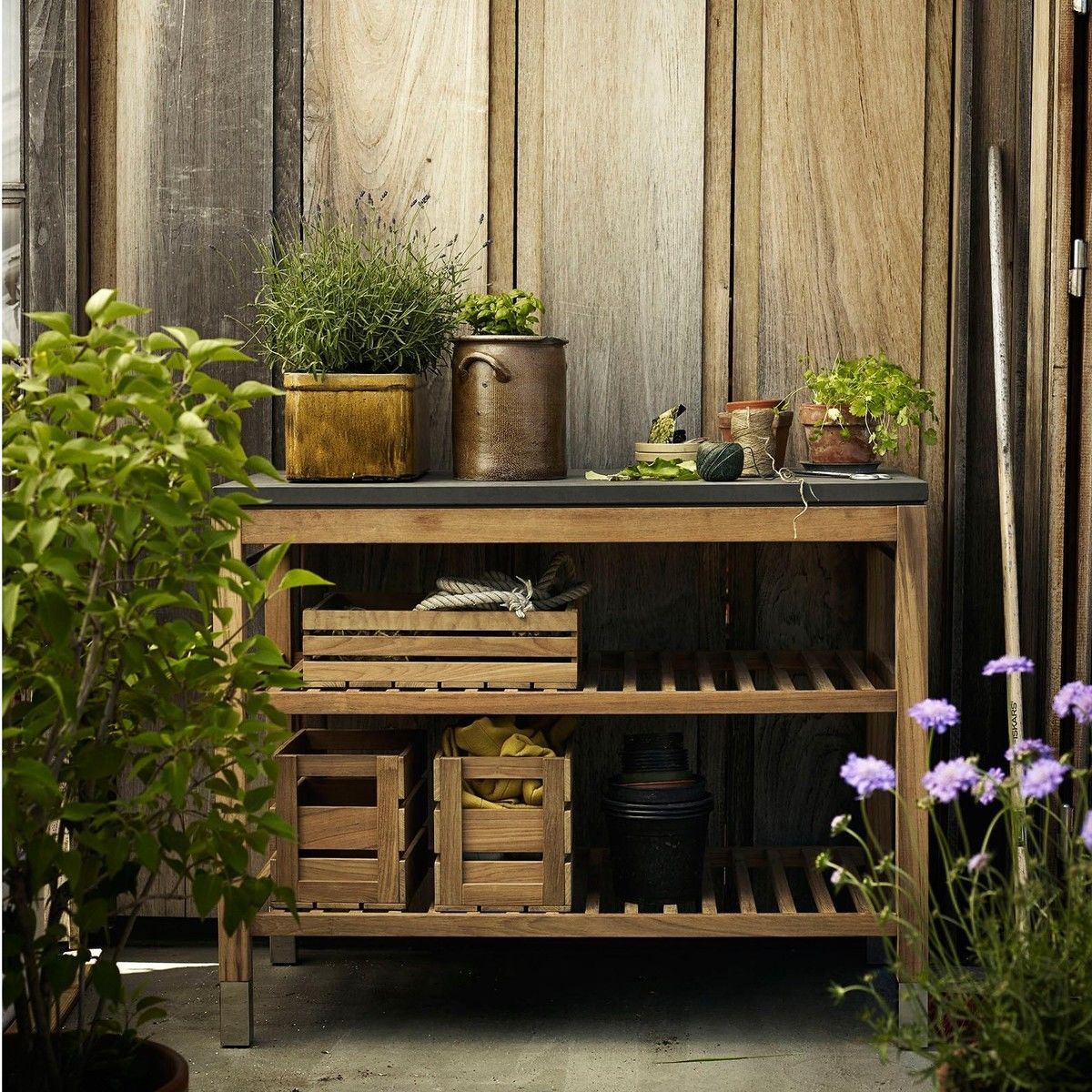 pantry module tag re de jardin skagerak. Black Bedroom Furniture Sets. Home Design Ideas