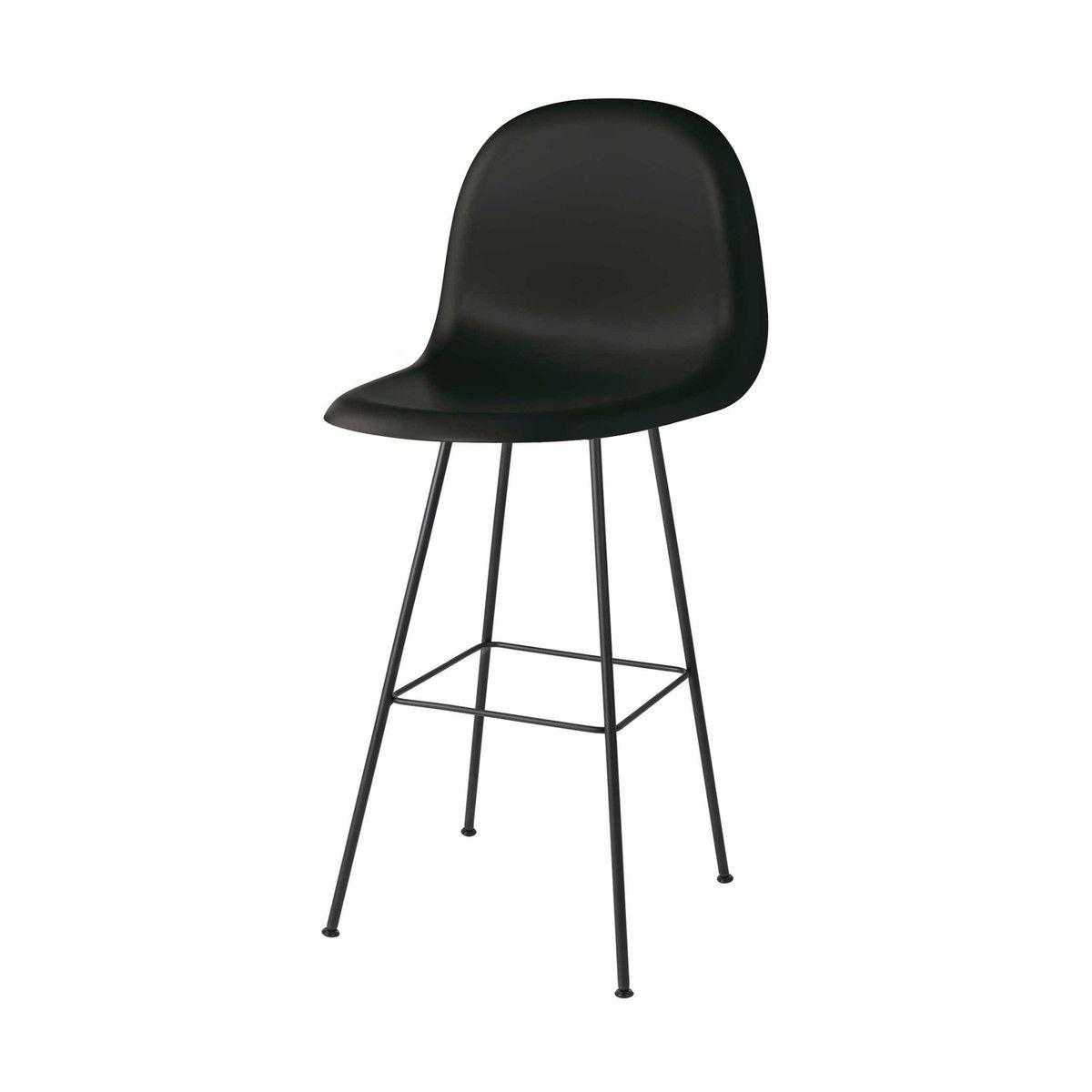 Gubi 3d counter chair barhocker gubi for Barhocker 3d