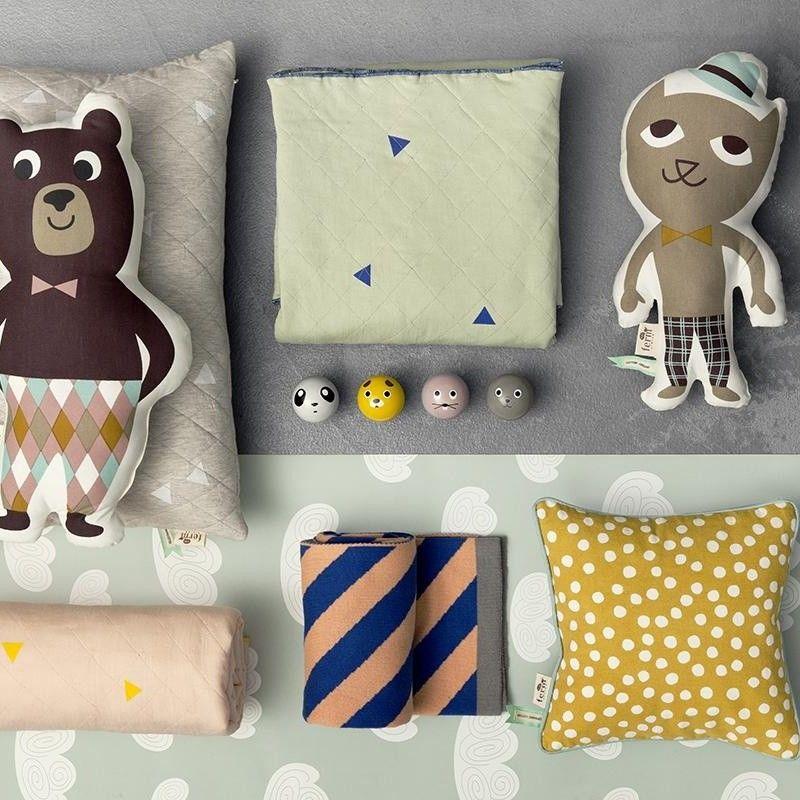 mr cat kids animal cushions ferm living. Black Bedroom Furniture Sets. Home Design Ideas