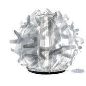 Slamp - Cactus Prisma XS Tischleuchte - prisma/Ø25cm/mit Geschenkverpackung/Leuchtmittel inkl.