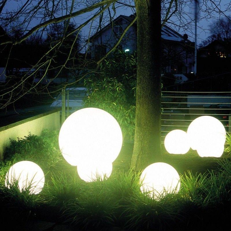 Moonlight mfl luminaire 55cm moonlight luminaires for Luminaire sol exterieur