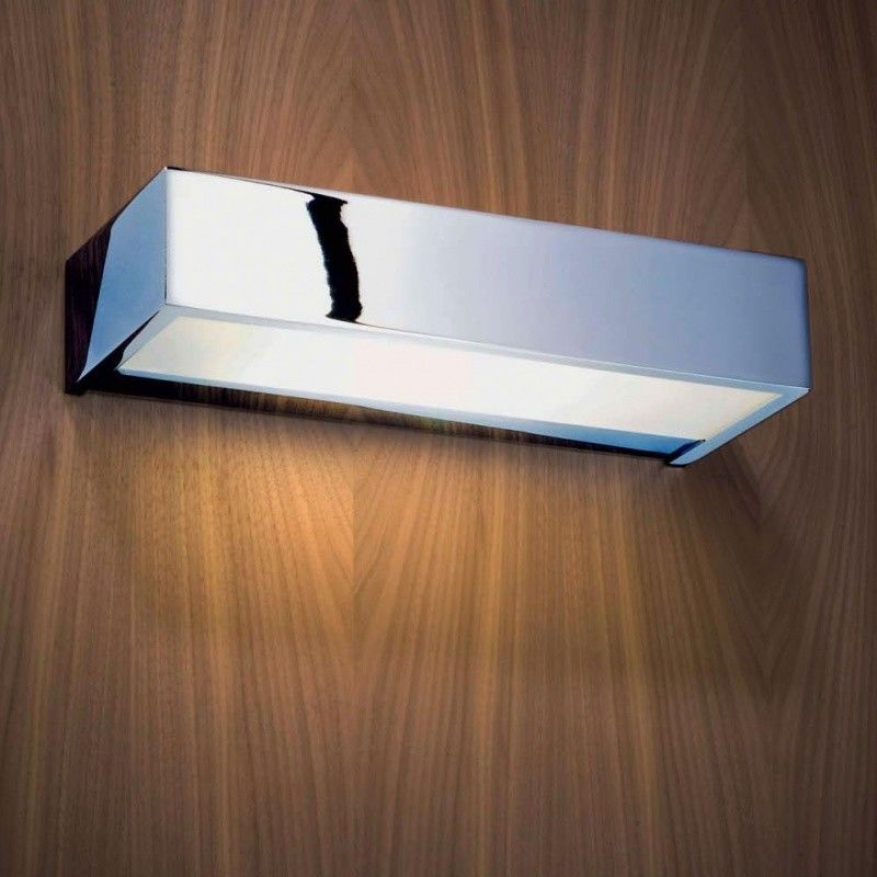 Box wall lamp chrome decor walther for Decor 720 container