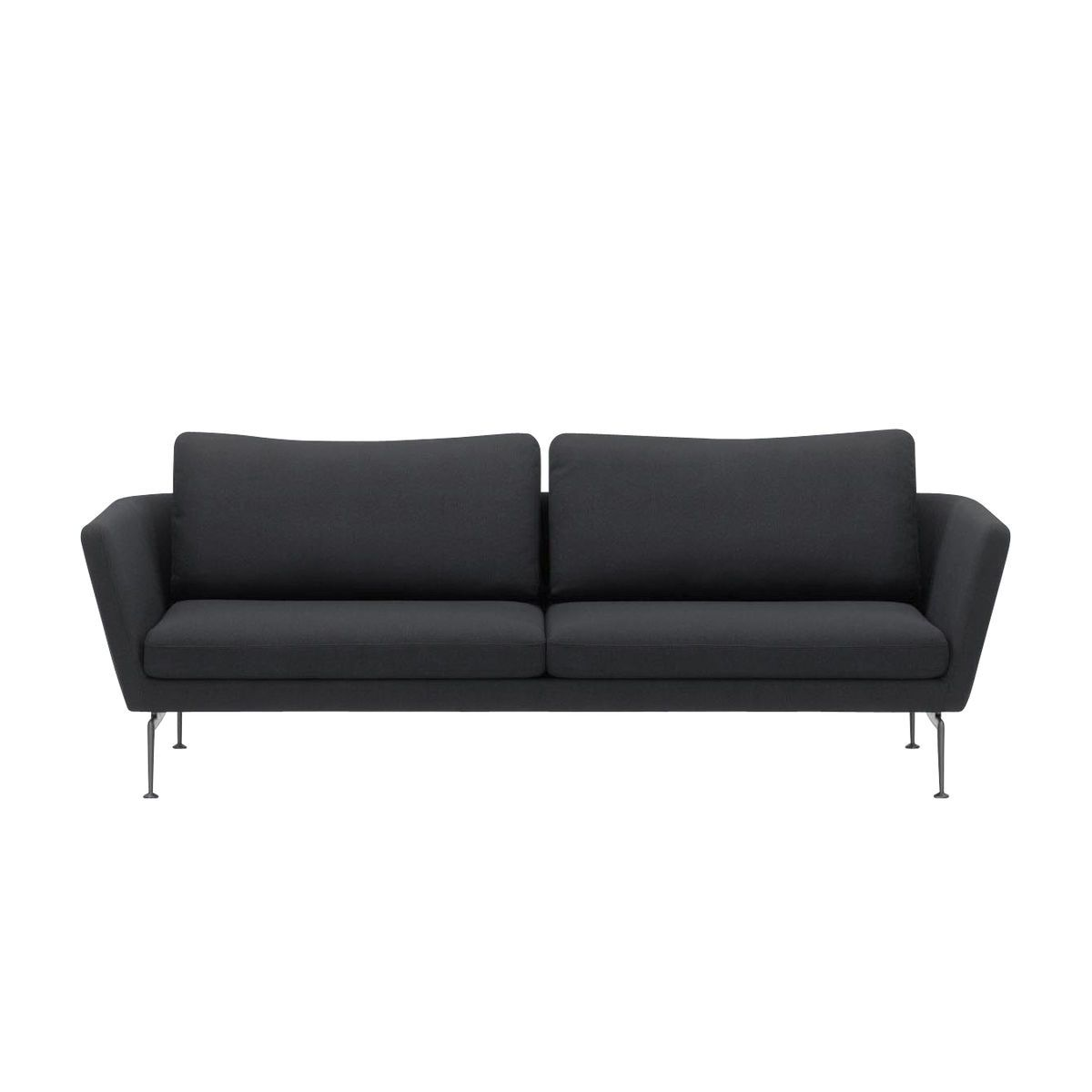 suita citterio 3 sitzer sofa vitra. Black Bedroom Furniture Sets. Home Design Ideas
