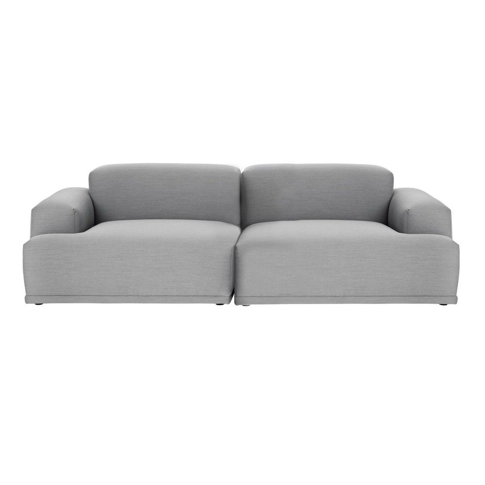 Muuto - Connect Lounge Sofa 2-Seater ...