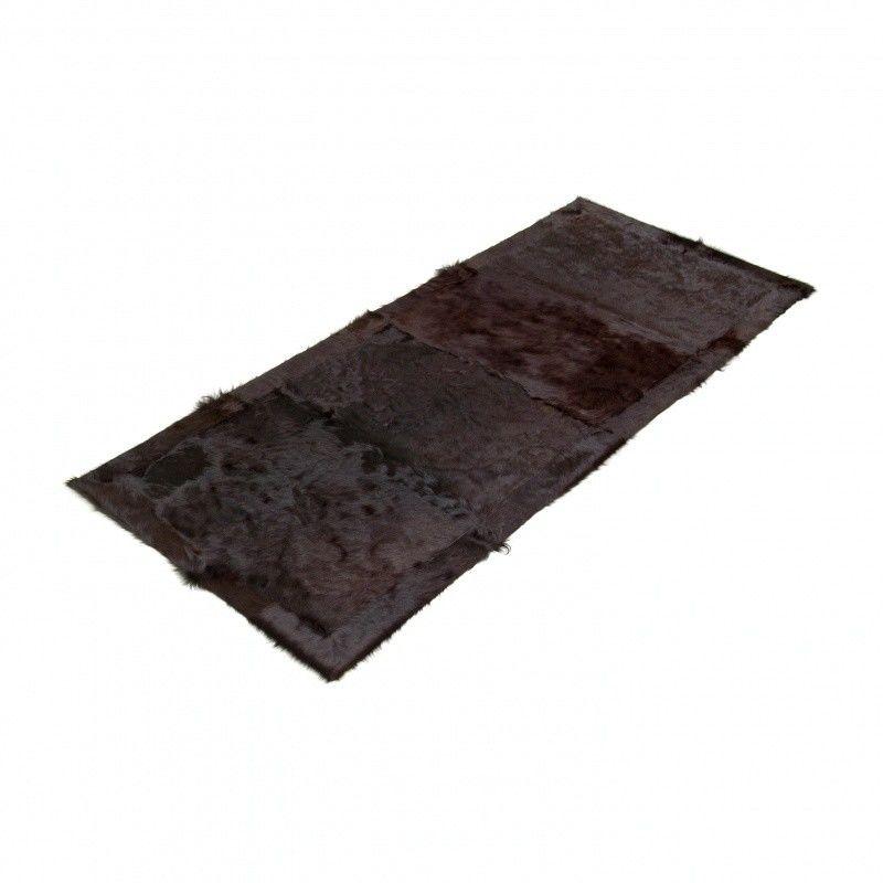 q3 tapis bordure peau de vache kurth tapis en. Black Bedroom Furniture Sets. Home Design Ideas