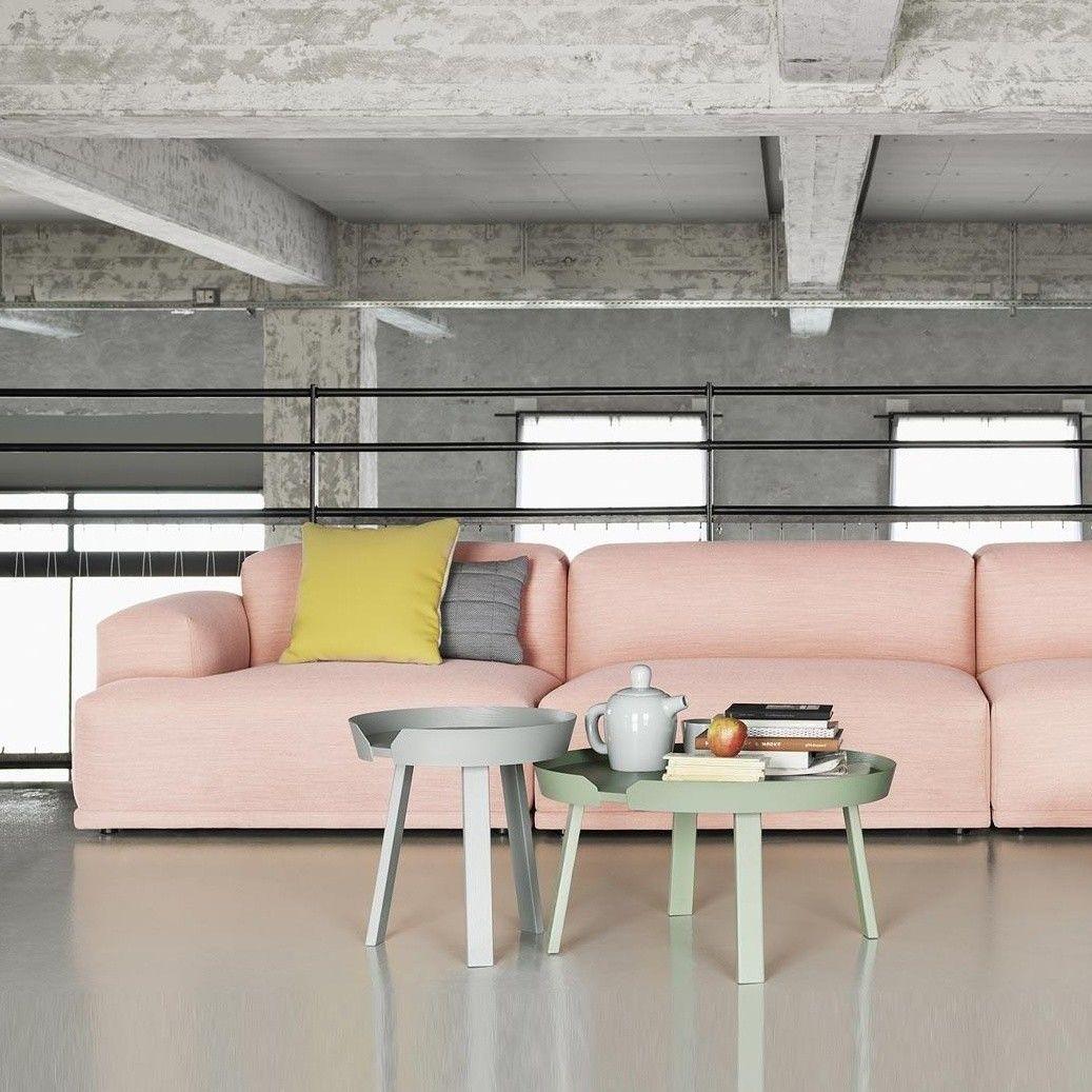 around coffee table big muuto. Black Bedroom Furniture Sets. Home Design Ideas