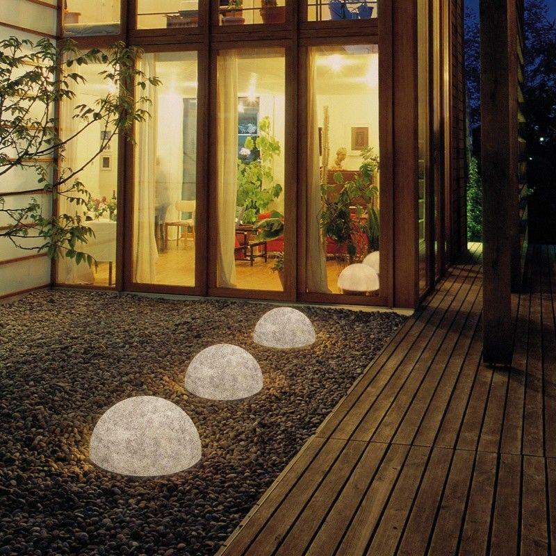 moonlight hmfl luminaire 55cm moonlight luminaires de sol d 39 exterieur luminaires d. Black Bedroom Furniture Sets. Home Design Ideas