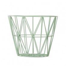 ferm LIVING - Wire Basket Medium