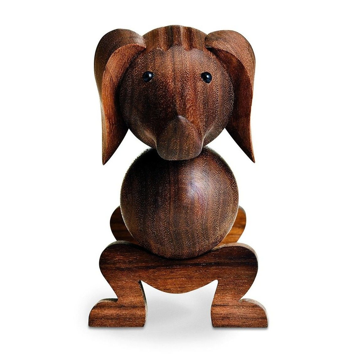 kay bojesen wooden figurine dog kay bojesen denmark. Black Bedroom Furniture Sets. Home Design Ideas