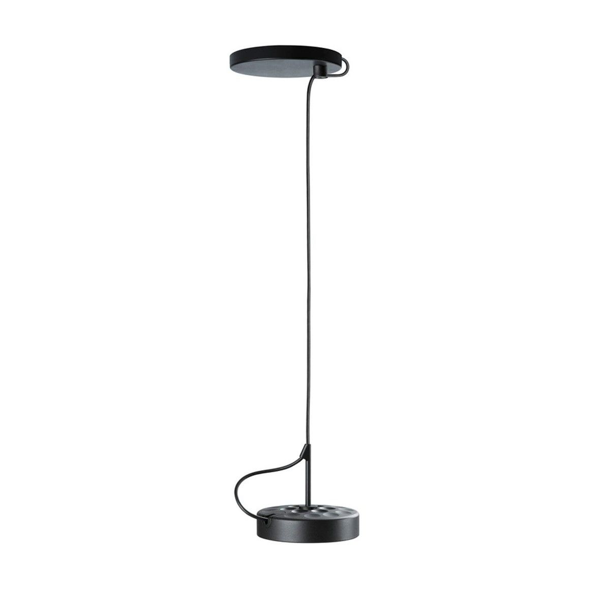 u turn led suspension lamp belux. Black Bedroom Furniture Sets. Home Design Ideas