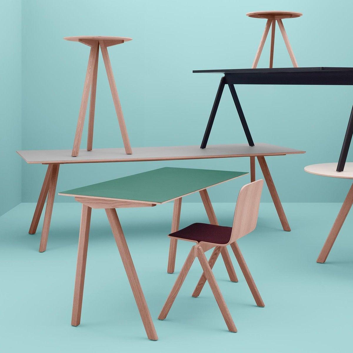 copenhague cph90 table de travail bureau hay. Black Bedroom Furniture Sets. Home Design Ideas