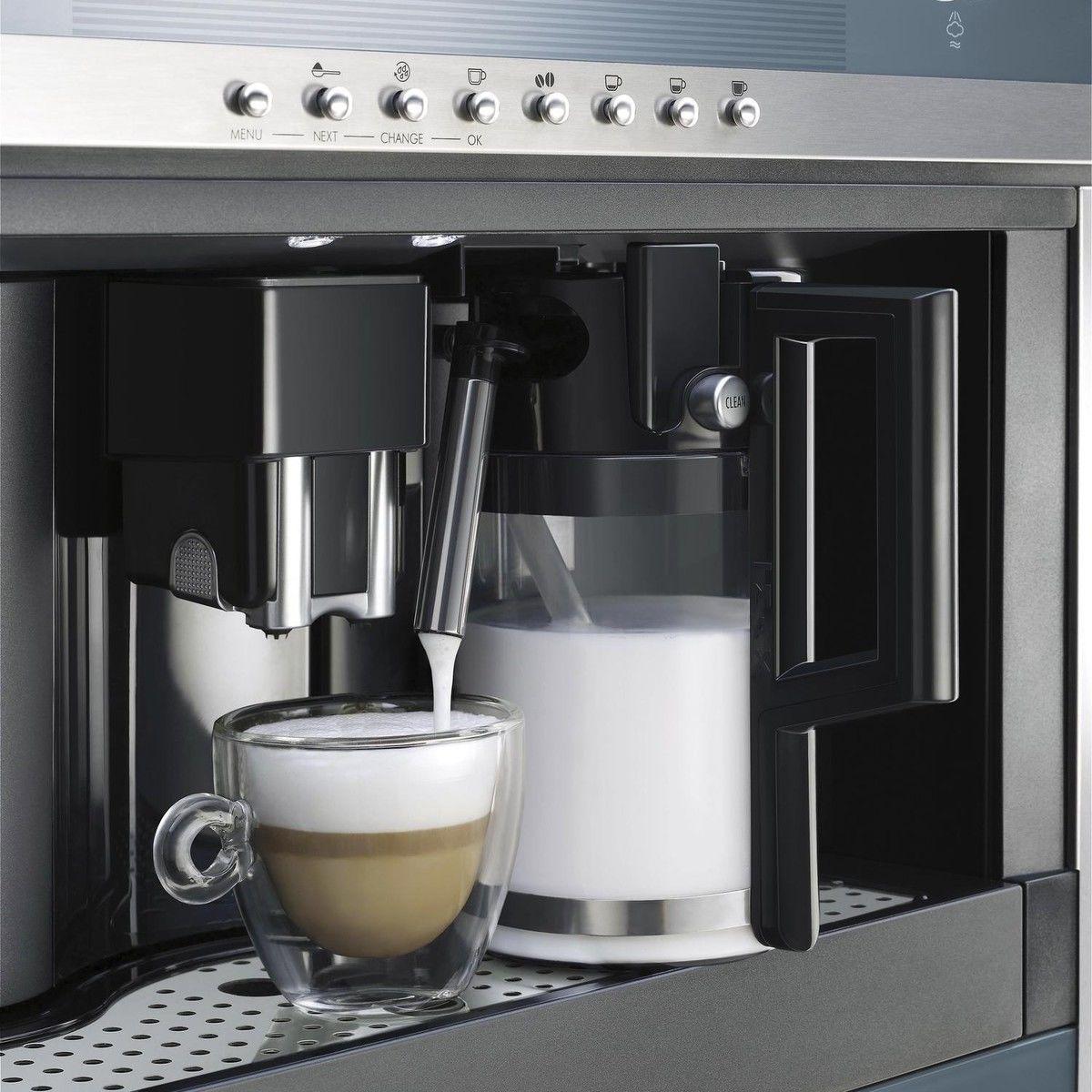 espresso machine water dispenser