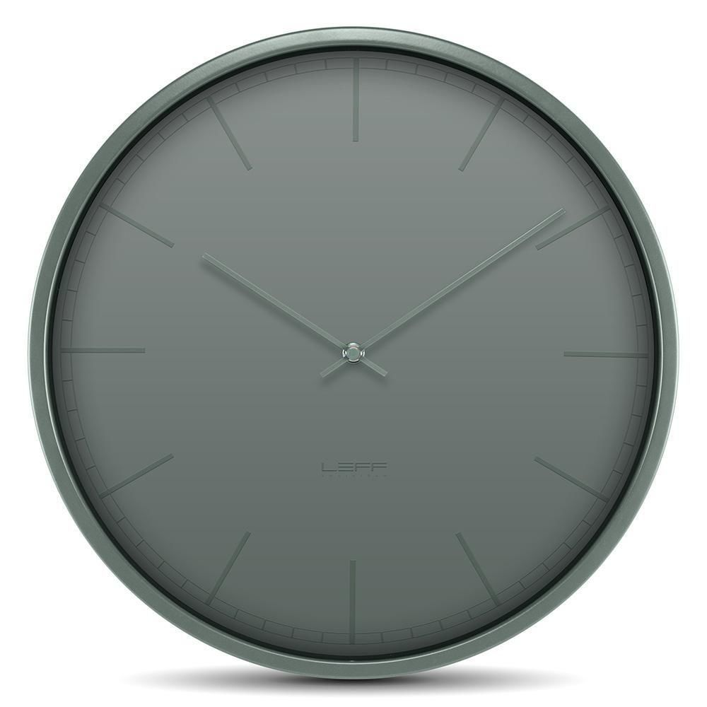 Leff tone35 wall clock index leff amsterdam ambientedirect leff tone35 wall clock index amipublicfo Images