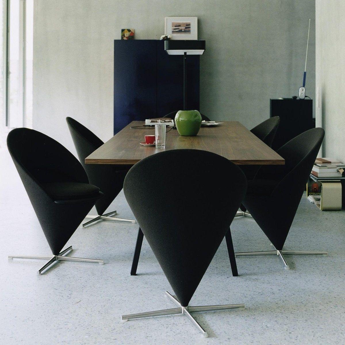 cone chair sessel vitra verner panton. Black Bedroom Furniture Sets. Home Design Ideas