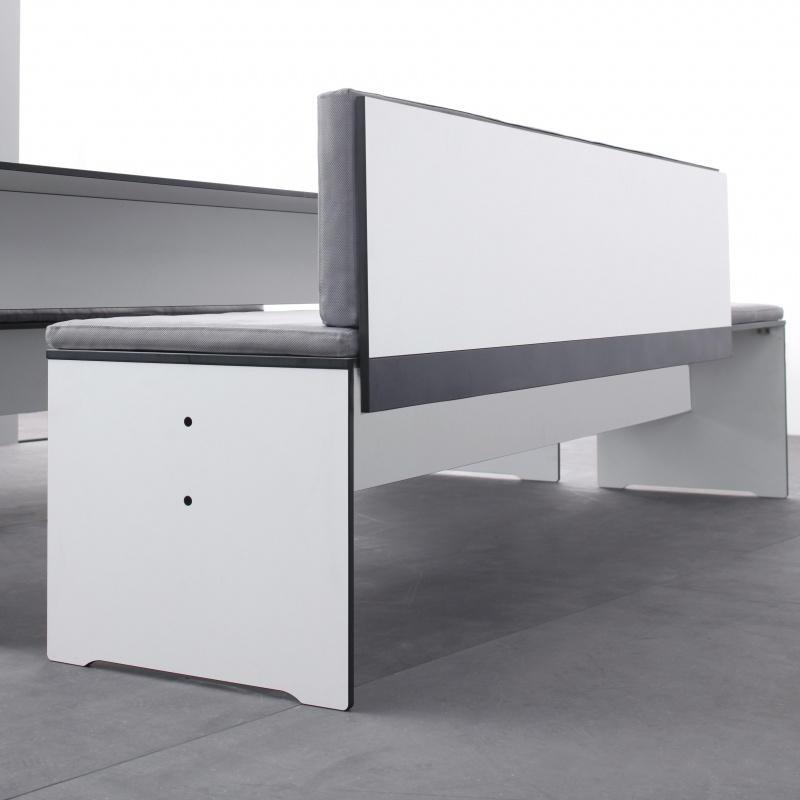 riva coussin de banc avec dossier conmoto coussins de jardin outdoor. Black Bedroom Furniture Sets. Home Design Ideas