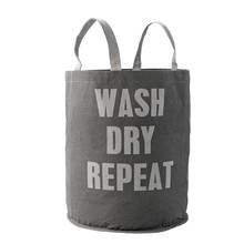 Bloomingville - Wash Dry Repeat Laundry Bag