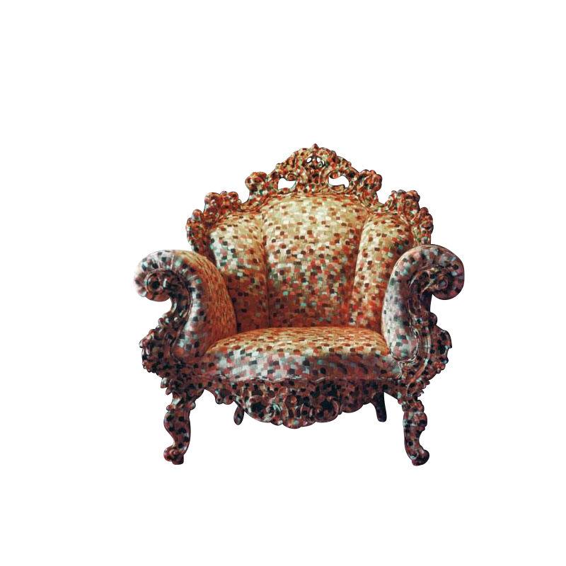 Proust fauteuil cappellini canap s classique du for Fauteuil proust