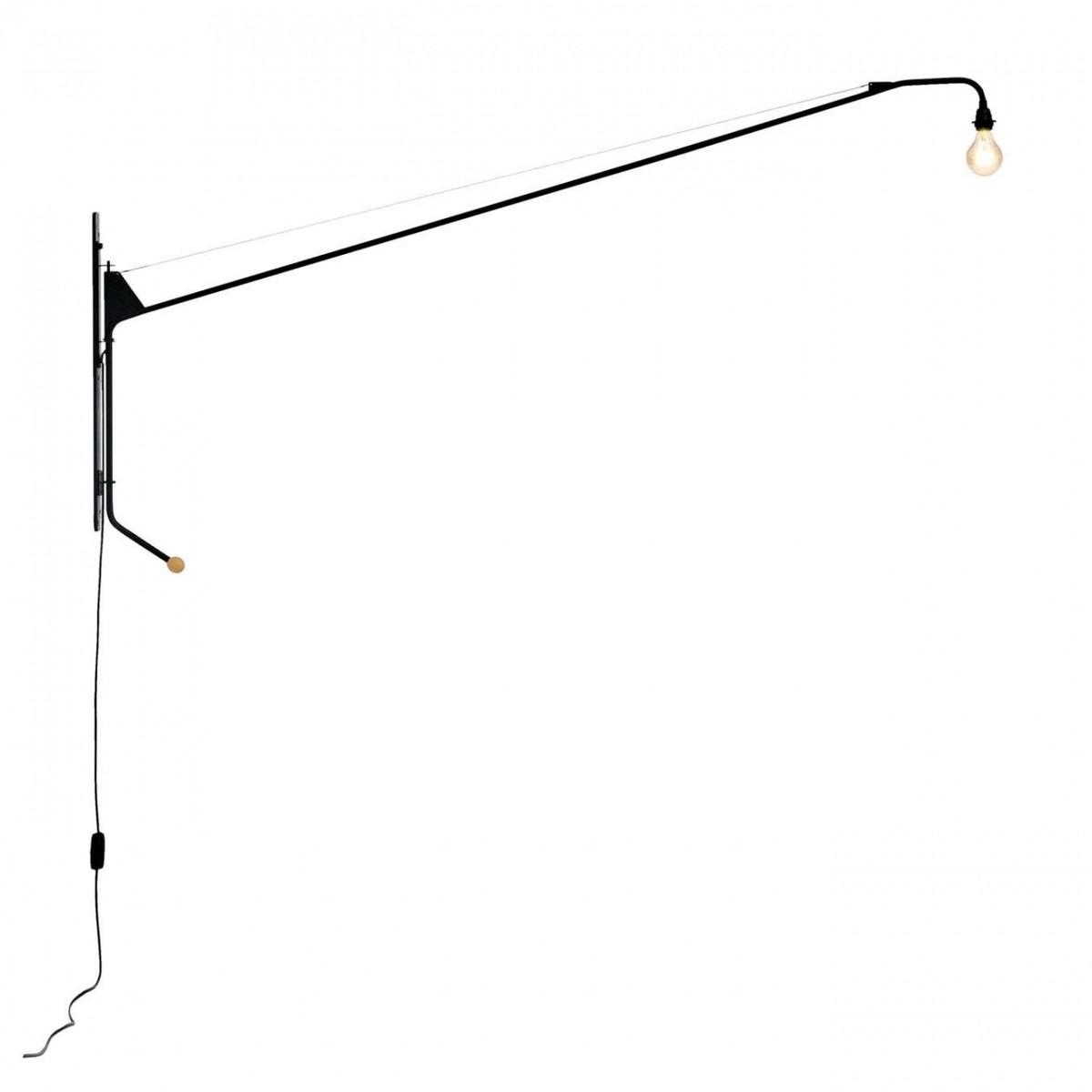 potence wandlamp vitra. Black Bedroom Furniture Sets. Home Design Ideas