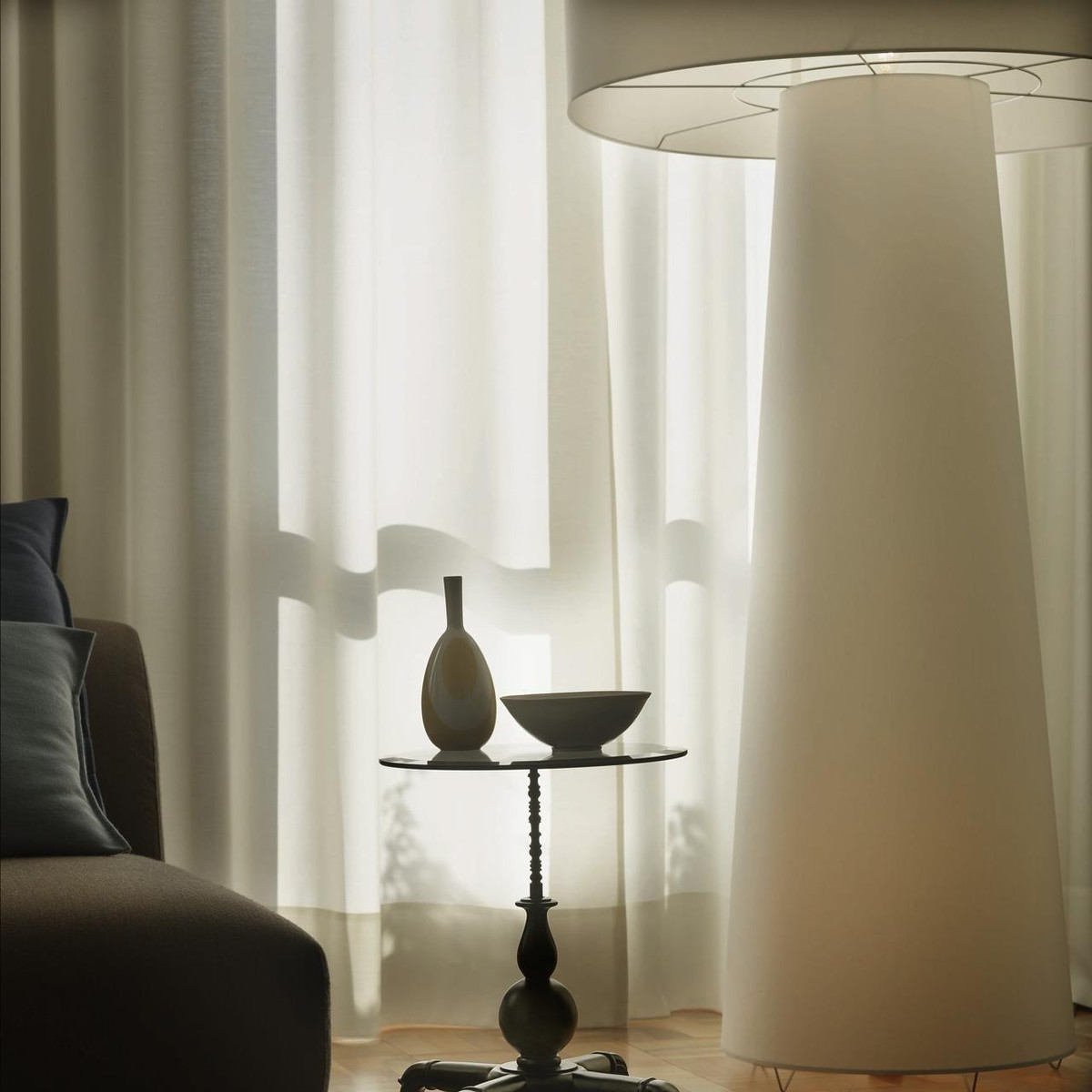 Big Shadow Po 98 Marcel Wanders Floor Lamp Cappellini
