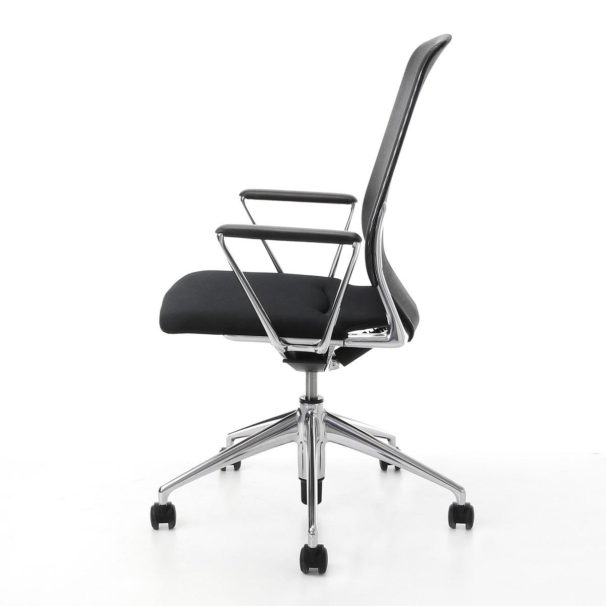 vitra meda chair chaise de bureau vitra. Black Bedroom Furniture Sets. Home Design Ideas