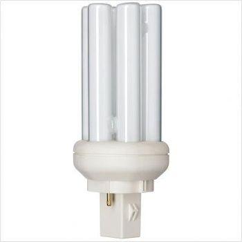 QualityLight - FLUO GX24d-1 Kompakt 13W 830 - opal/Glas/Energieeffizienzklasse b/Gewichteter Energieverbrauch 13 kW/1000 h