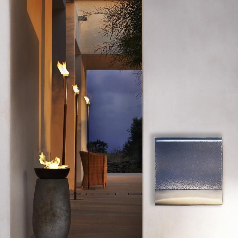 blumus orchos torche de jardin blomus torches. Black Bedroom Furniture Sets. Home Design Ideas